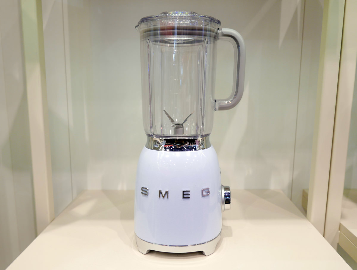 Kitchen Small Appliance Stores Relive The Space Age With Smegs New Retro Appliances Reviewed