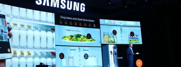 Samsung press conference hero2