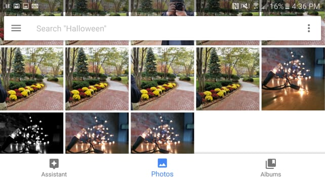 Google Photos Mobile