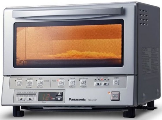 Product Image - Panasonic FlashXpress Toaster Oven