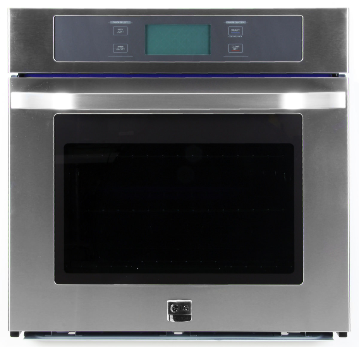 the lg lsws305st electric single wall oven