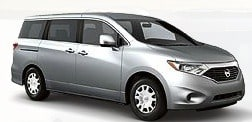 Product Image - 2012 Nissan Quest S
