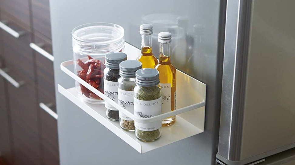 Space-saving hacks for your tiny kitchen