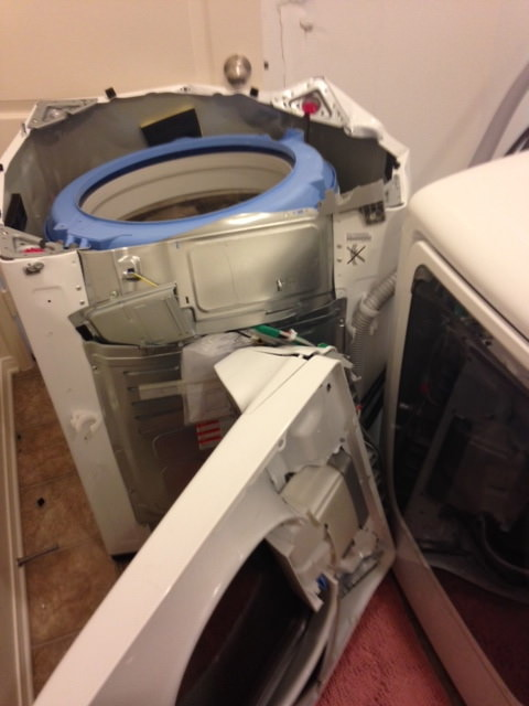 samsung sued for quotexplodingquot washing machines reviewed