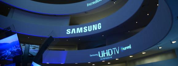 Samsung curved uhd tv hero1