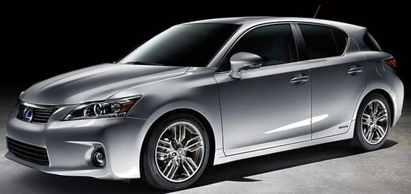 Product Image - 2012 Lexus CT Hybrid 200h