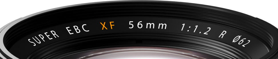 Fujifilm Lens Detail