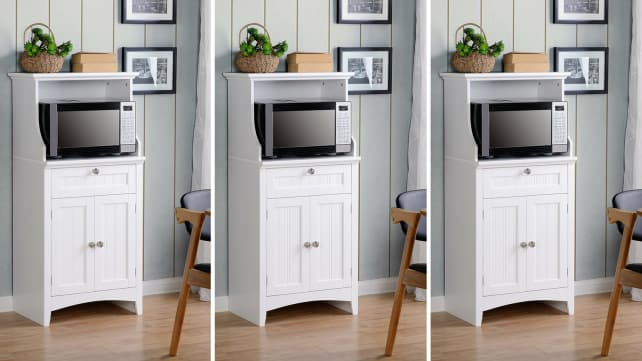 OS-Microwave/Coffee-Maker-Cabinet