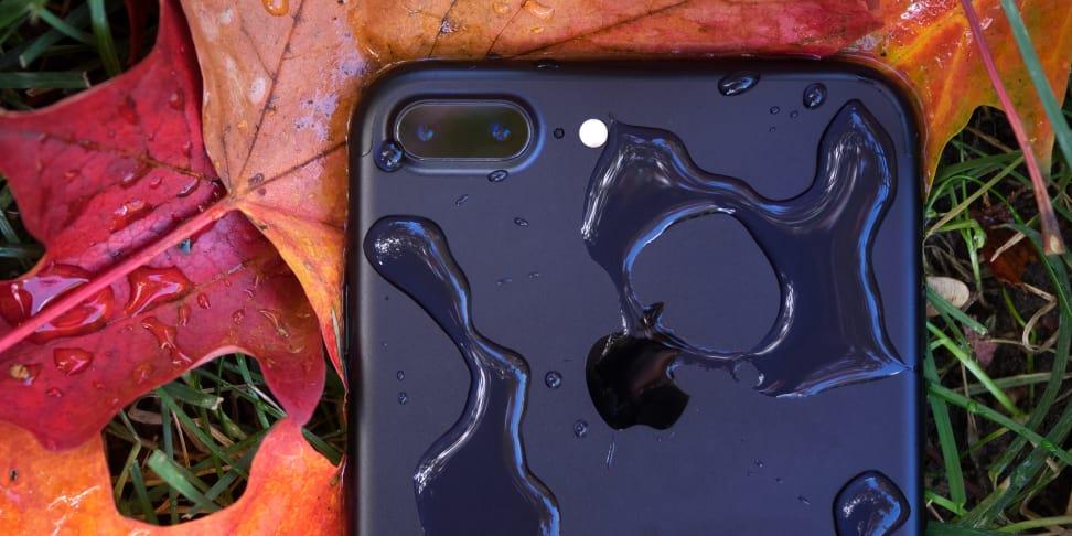 Apple iPhone 7 Plus Water Resistance