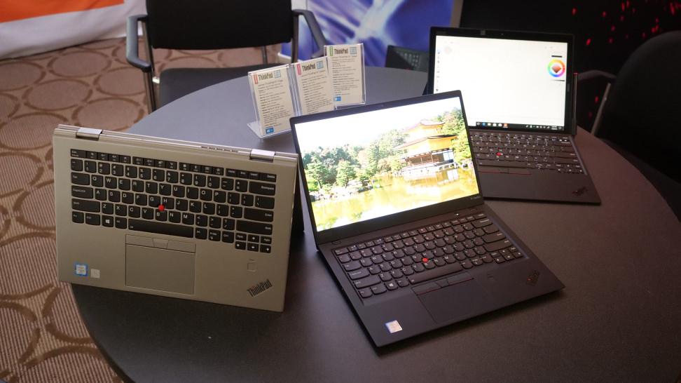 ThinkPads