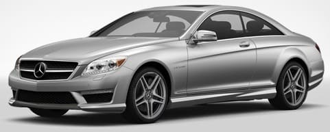 Product Image - 2013 Mercedes-Benz CL65 AMG