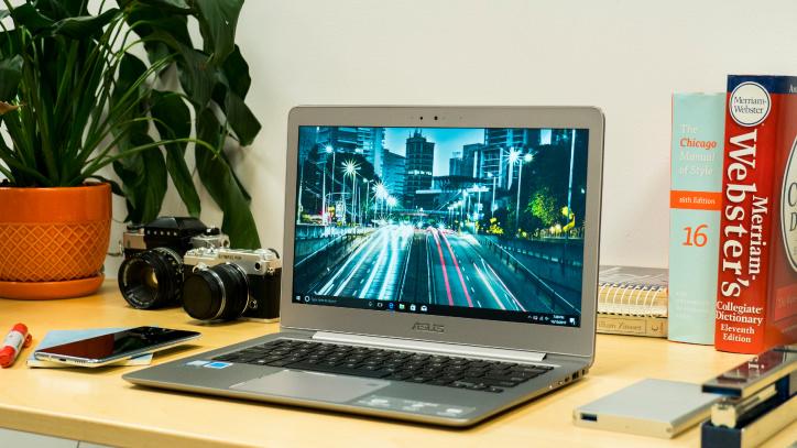 Kết quả hình ảnh cho Asus ZenBook UX330UA (2017, 8th Gen) Review