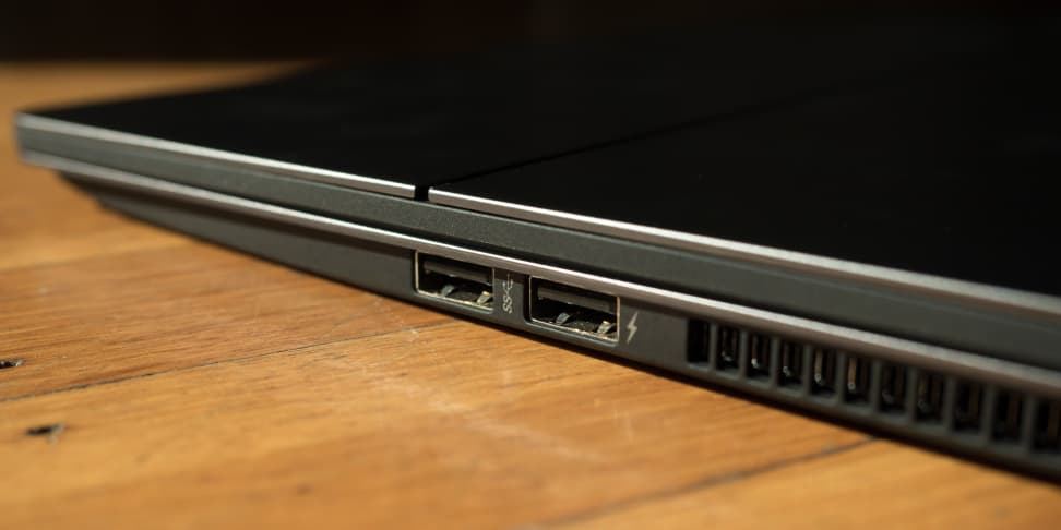 Vaio Z Flip USB Ports