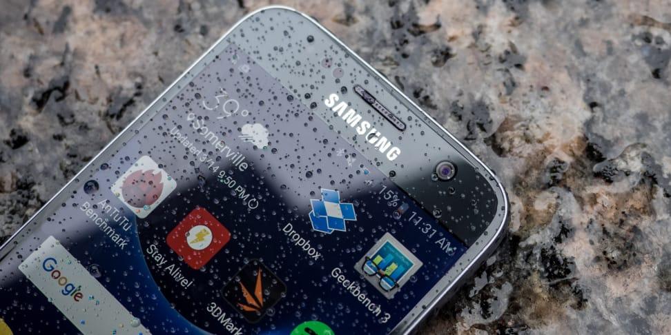 Samsung Galaxy S7 Display