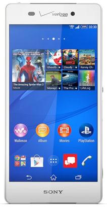 Product Image - Sony Xperia Z3v