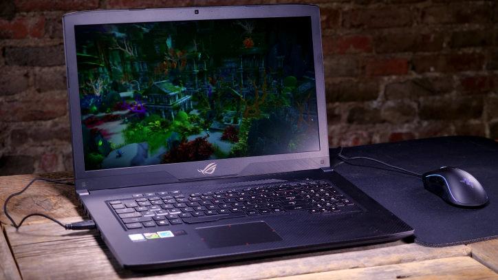 Asus Rog Strix Scar Edition Laptop Review Reviewed Com