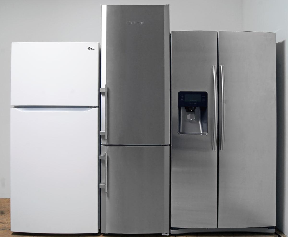 Liebherr CS1360 Apartment Refrigerator Review - Reviewed.com ...