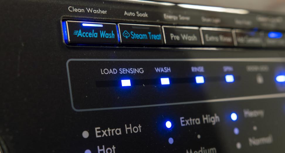 Accela Wash