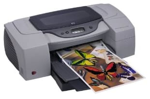 Product Image - HP Color Inkjet cp1700ps