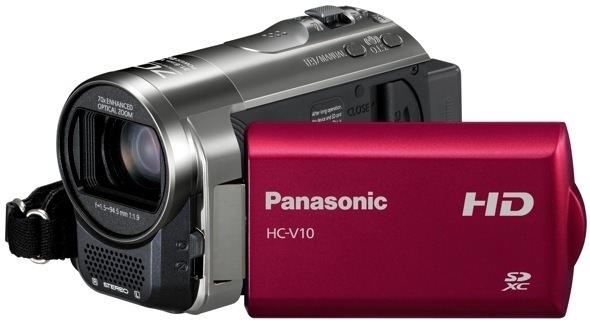 Product Image - Panasonic HC-V10