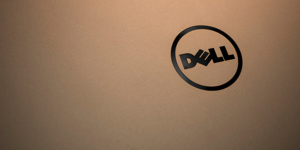 Dell XPS 13 2017 Rose Gold