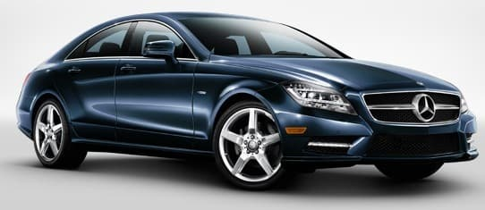 Product Image - 2013 Mercedes-Benz CLS550