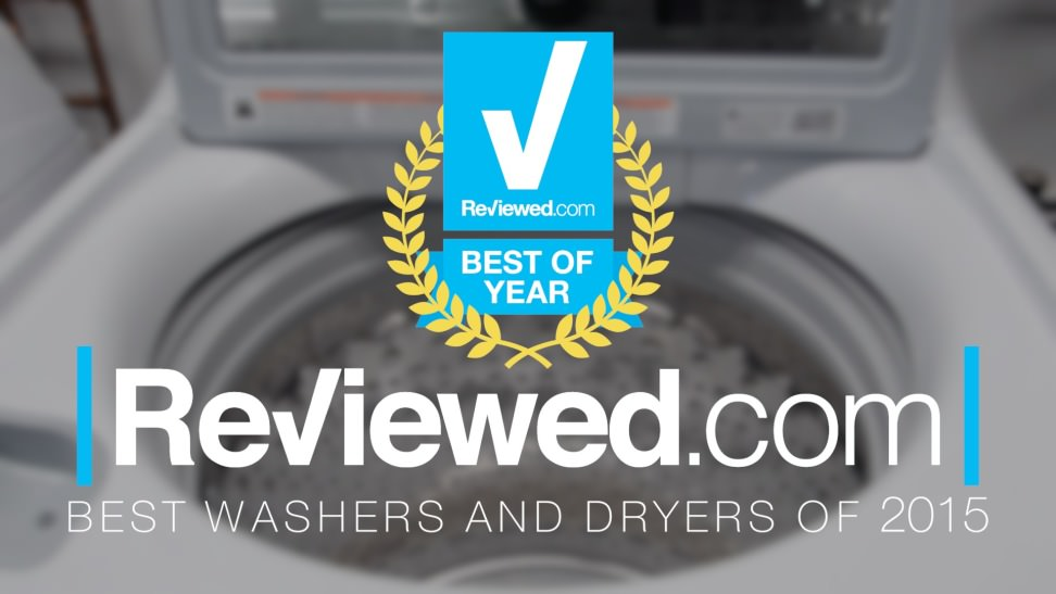 Best Washing Machines And Dryers Of 2015