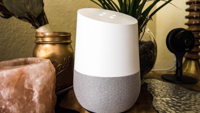 Google Home Multitasking