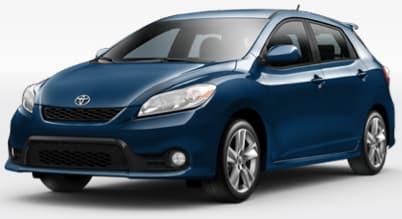 Product Image - 2012 Toyota Matrix S FWD