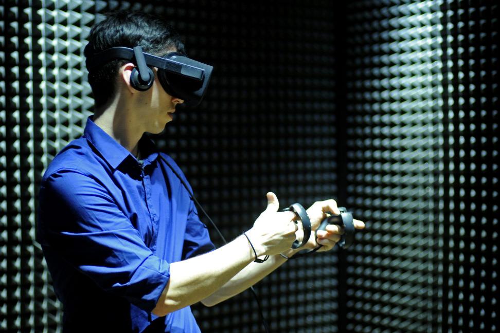 Oculus Rift - Movement
