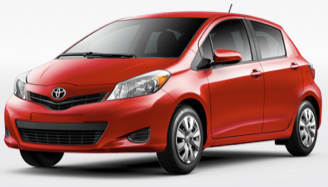 Product Image - 2012 Toyota Yaris 5-Door LE