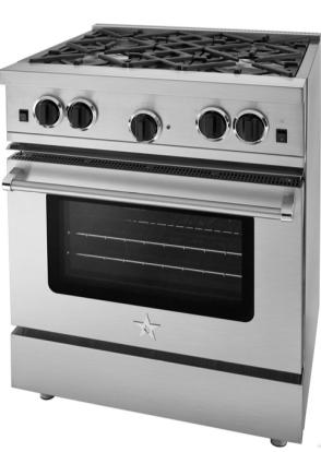Product Image - BlueStar Sealed Burner Series RCS36SBSSNG