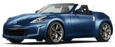 Product Image - 2013 Nissan 370Z Roadster Touring