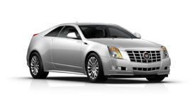 Product Image - 2013 Cadillac CTS Coupe Performance