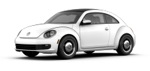 Product Image - 2013 Volkswagen Beetle 2.5L w/Sunroof
