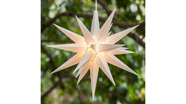 Elf Logic Moravian Star