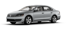 Product Image - 2012 Volkswagen Passat SE with Sunroof & Navigation