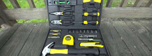 Stanley homeowners toolkit