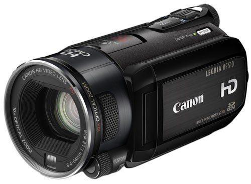Product Image - Canon Legria HF S10