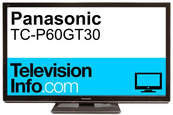 Product Image - Panasonic  Viera TC-P60GT30