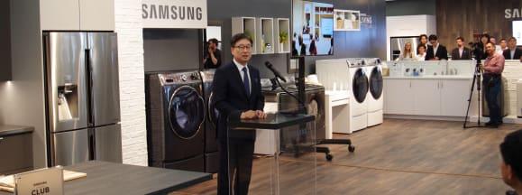 Samsung products hero