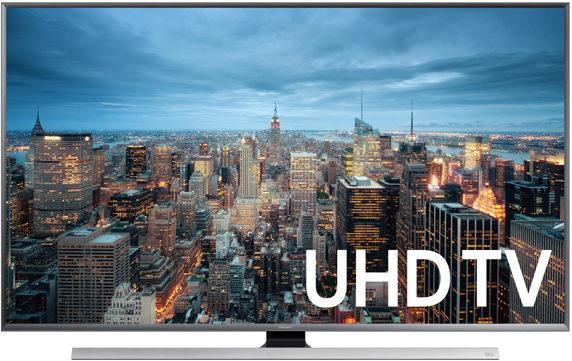 Product Image - Samsung UN40JU7100
