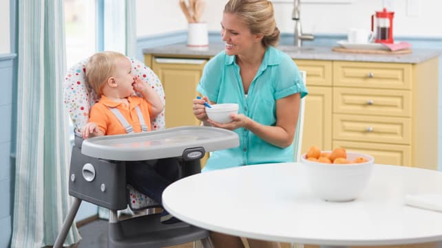 Graco Simpleswitch Portable High Chair and Booster