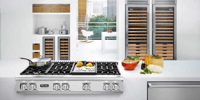 Viking 7-Series Cooktop