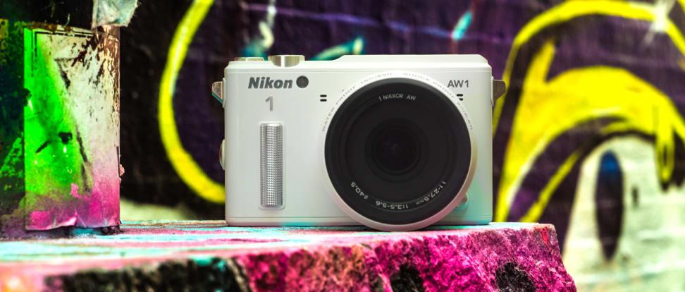 Product Image - Nikon 1 AW1
