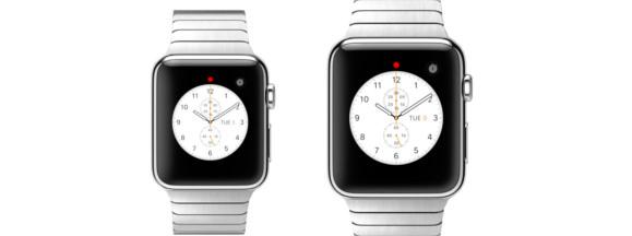 Apple watch news hero
