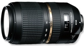 Product Image - Tamron SP 70-300mm f/4-5.6 Di VC USD