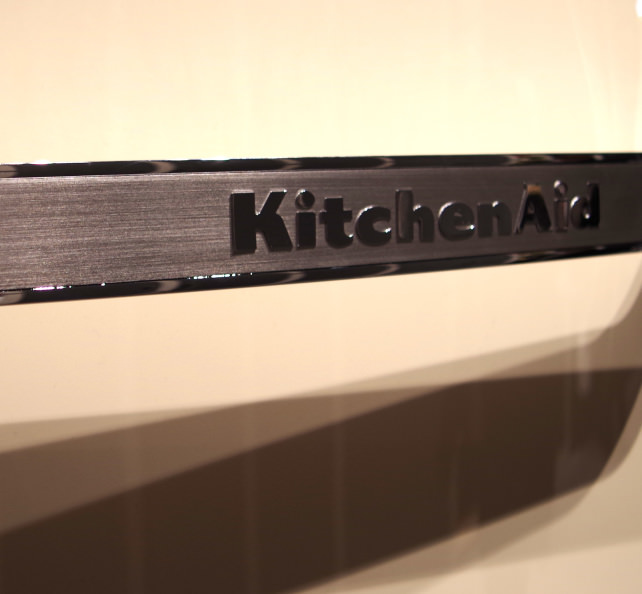 KitchenAid Vintage Fridge Black
