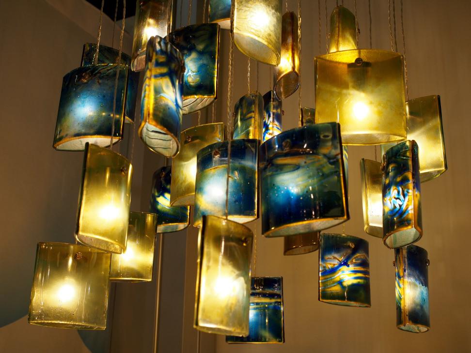 Light In Art Fixture