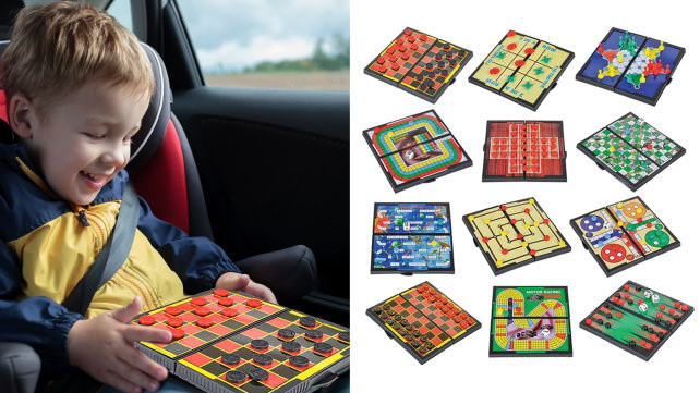 Gamie Magnetic Games